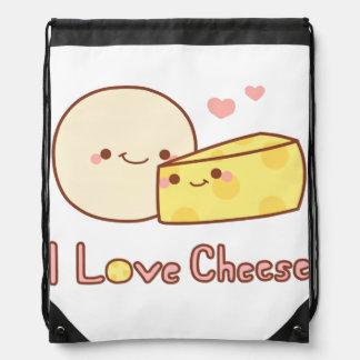 I Love Cheese Bag