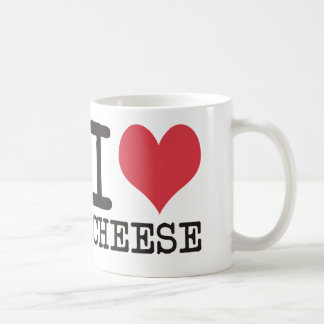 I Love Cheese - Candy - Cereal Products & Designs! Coffee Mug