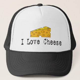 I Love Cheese Hat