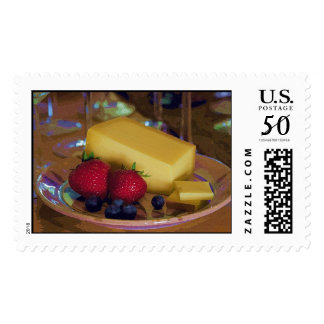 I Love Cheese Postage