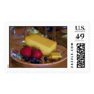 I Love Cheese Stamp