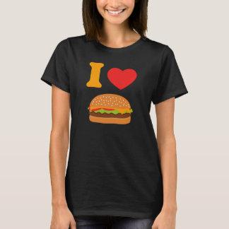 I Love Cheeseburgers T-Shirt