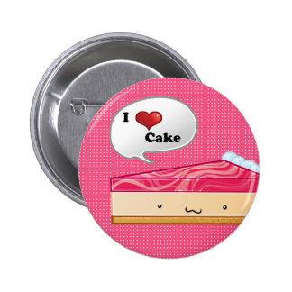 I love Cheesecake Pins