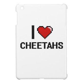 I love Cheetahs Digital Design Case For The iPad Mini