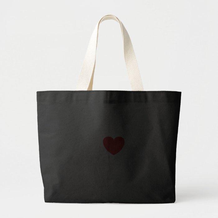 I Love Chemistry Large Tote Bag