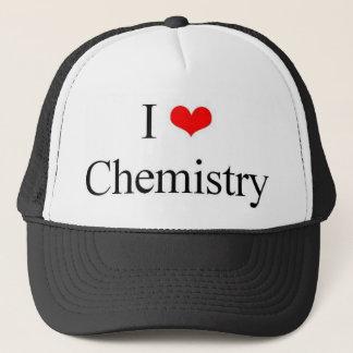 I Love Chemistry Trucker Hat