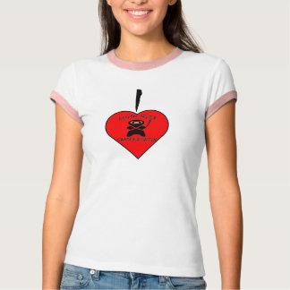 I Love Chemo Ninja T-Shirt
