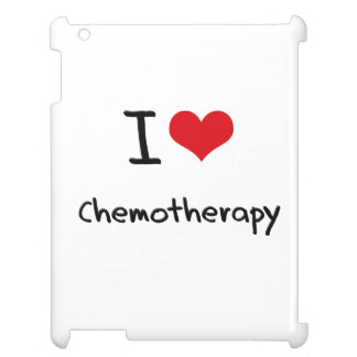 I love Chemotherapy Cover For The iPad 2 3 4