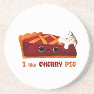 I love Cherry Pie Coaster