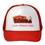 I love Cherry Pie -custom text- Trucker Hat