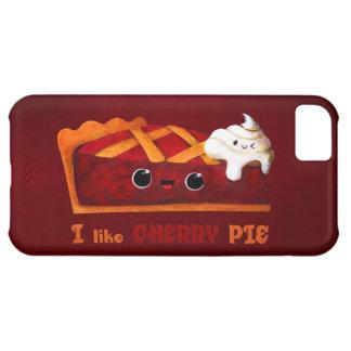 I love Cherry Pie iPhone 5C Cover