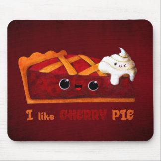 I love Cherry Pie Mouse Pad
