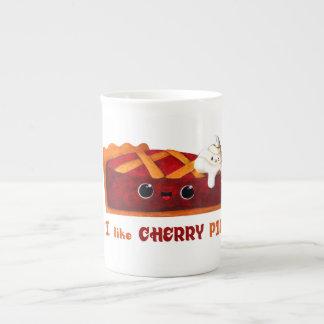 I love Cherry Pie Tea Cup