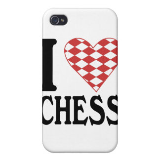 I Love Chess Speck Case Cases For iPhone 4