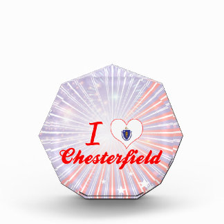 I Love Chesterfield, Massachusetts Award