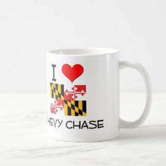 I Love Chevy Chase Maryland Coffee Mug