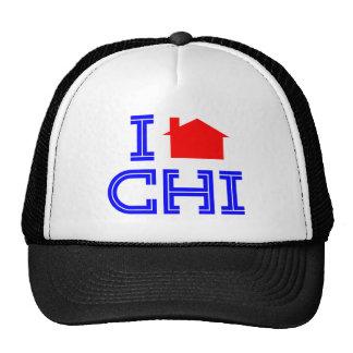 I Love Chi Trucker Hat