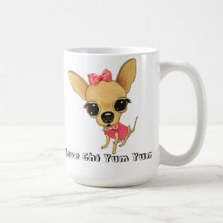 I Love Chi Yum Yum Mug