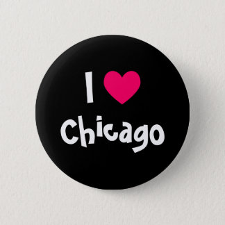I Love Chicago Button