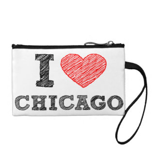 I-Love-Chicago Coin Purse