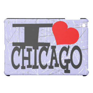 I love Chicago iPad Mini Cover