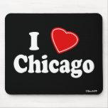 I Love Chicago Mousepad