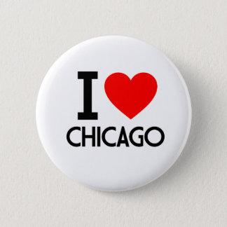 I Love Chicago Pinback Button