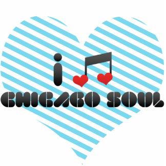 I Love Chicago Soul Photo Cutout