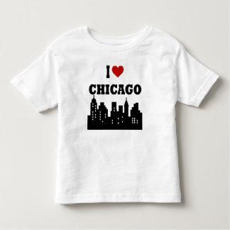I Love Chicago Toddler T-shirt