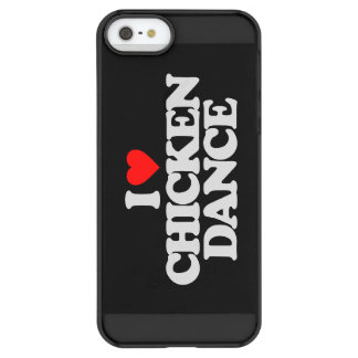 I LOVE CHICKEN DANCE PERMAFROST® iPhone SE/5/5s CASE