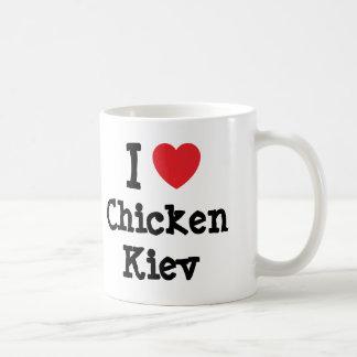 I love Chicken Kiev heart T-Shirt Coffee Mug