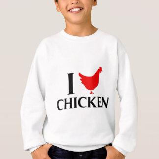 I Love Chicken Sweatshirt