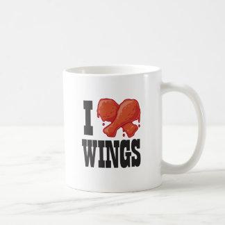 I Love Chicken Wings Coffee Mug