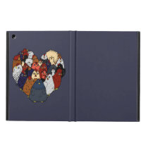 I Love Chickens Case For iPad Air