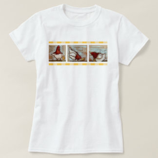 I Love Chickens - T-shirt