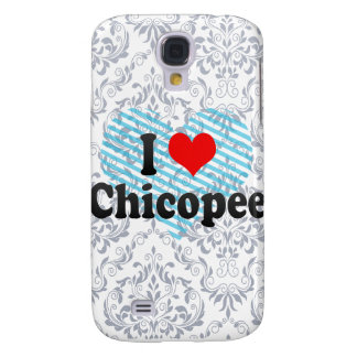 I Love Chicopee United States Galaxy S4 Cover