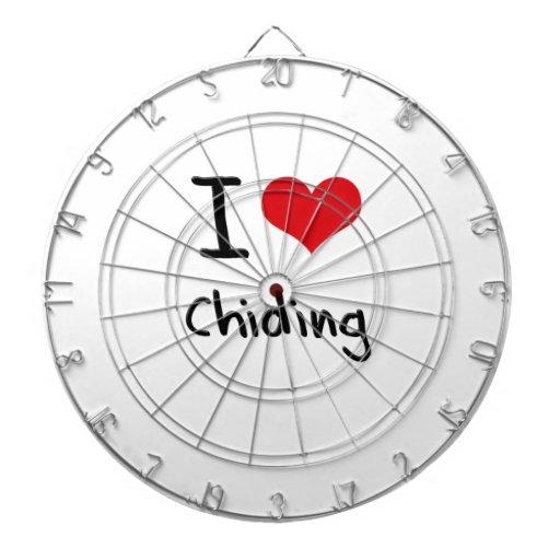 I love Chiding Dartboards