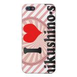 I Love Chikushino-shi, Japan Case For iPhone 5