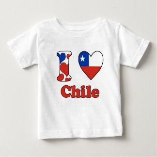 I love Chile Baby T-Shirt
