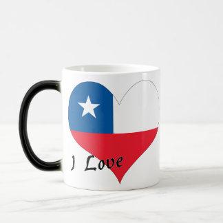 I love Chile Magic Mug