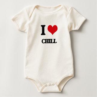I love Chill Baby Bodysuit