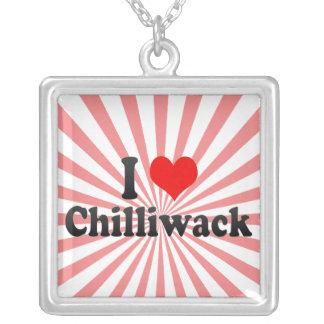 I Love Chilliwack Canada Jewelry