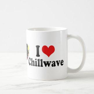 I Love Chillwave Classic White Coffee Mug