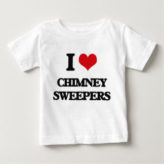 I love Chimney Sweepers Baby T-Shirt