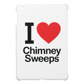 I Love Chimney Sweeps Cover For The iPad Mini