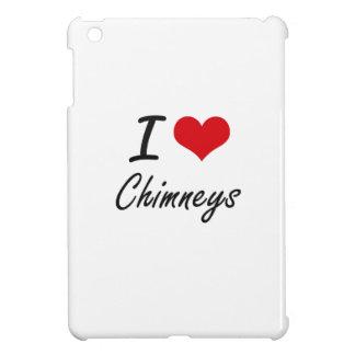 I love Chimneys Artistic Design Cover For The iPad Mini