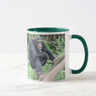 I love chimps mug
