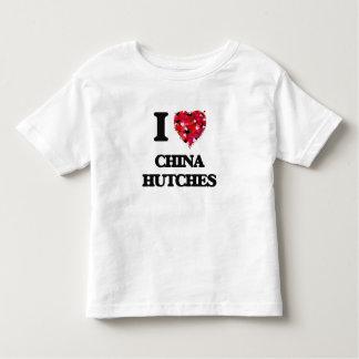I love China Hutches Tshirt