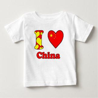 I love China Infant T-shirt