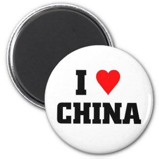 I love China Magnets